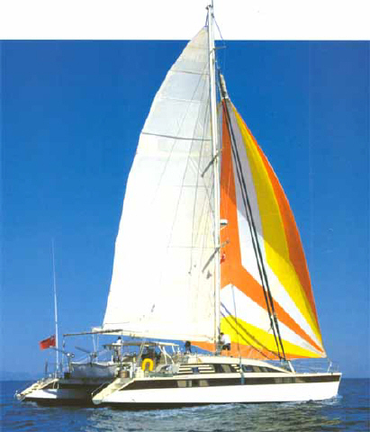 Charter Catamaran Greece