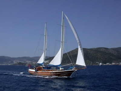 Sailing Eastern Greece