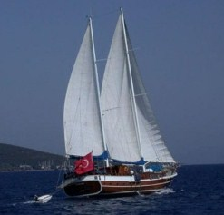 Sailing Western Turkey