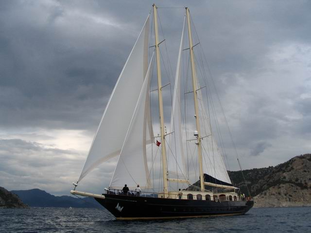 Crewed Yacht Charter Greece